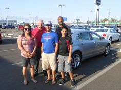 Donavan and Bob sold Anthony Villareal 2011 Malibu