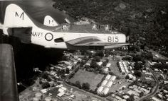 Prob. Aug 21,1964: A friendly fly-past over Rabaul misunderstood - Collection of Kim Dunstan.