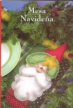 mesa natalina 01/RETIRADO DA NET | Flickr: Intercambio de fotos