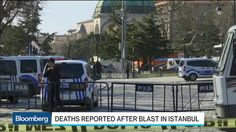 At least 10 dead after large explosion in tourist hotspot in...: At least 10 dead after large explosion in tourist hotspot in… #Istanbul