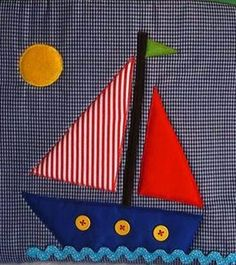 58 Ideas for quilting for boys children 58 ideas para acolchar para niños niños Baby Applique, Machine Embroidery Applique, Applique Quilts, Patchwork Quilting, Patch Quilt, Cute Quilts, Boy Quilts, Mini Quilts, Baby Sewing Projects