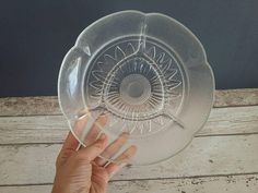 Items similar to Sunflower Divided Serving Plate // Vintage Glass Divided Dish // Pressed Glass Snack Dish // Flower Power on Etsy Serving Plates, Flower Power, Retro, Rose, Unique Jewelry, Handmade Gifts, Glass, Vintage, Kid Craft Gifts