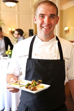 Chef Michael Gulotta of August