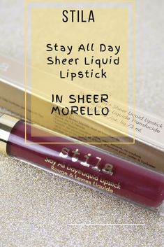 the stila stay all day long wear lipstick ! it's a beautiful berry lipstick that is dark and bold! Sheer Lipstick, Lipstick For Fair Skin, Long Wear Lipstick, Lipstick Dupes, Long Lasting Lipstick, Lipstick Colors, Liquid Lipstick, Berry Lipstick, Rose Lipstick