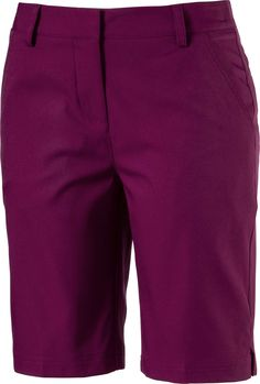 PUMA Women s Pounce Bermuda Golf Shorts bc79887eb