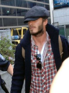 Lovely, head to toe  even the facial hair. Sean can copy ;)