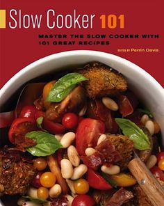 FREE e-Cookbook: Slow Cooker 101 {+ 12 More Slow Cooker Recipes} ~ at TheFrugalGirls.com #crockpot #recipes