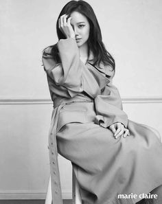 Moon Chae Young for Marie Claire magazine April Issue '17