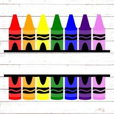 Good Totally Free Crayons materiales educativos Strategies Have you noticed just how to manufacture a dissolved waxy blemishes craft masterwork? These days, you will le Cricut Vinyl, Svg Files For Cricut, Crayon Monogram, Kindergarten Teacher Shirts, Cricut Tutorials, Cricut Ideas, Cricut Explore Air, Free Preschool, Free Svg Cut Files