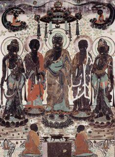 black buddhists