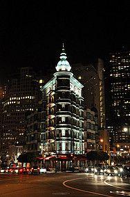 San Francisco Italian District