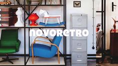 novoretro Design Festival, Lockers, Locker Storage, Cabinet, Retro, Fashion Design, Furniture, Home Decor, Clothes Stand