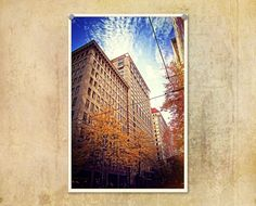 Portland Oregon Photo Downtown Highrise by ThePDXPhotographer, $30.00