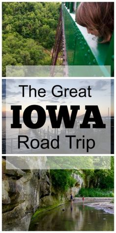 A kid-friendly itinerary for exploring Iowa - Tips for sites to see, restaurants to go to and places to stay