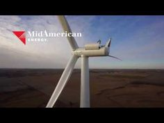 MidAmerican Energy Company - From the Ground Up: Building our energy future, one turbine at a time - YouTube
