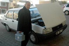Başkent'te Hırsızlar Aynı Otomobilin Aküsünü 3 Kez Çaldı