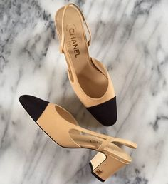The Chanel Slingback | Keep it Chic - Preston Davis