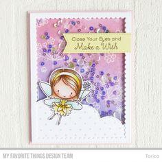 My Favorite Things - FAIRY HAPPY - Stamp Set