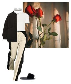 """""""Sans titre #356"""" by pauline93 ❤ liked on Polyvore featuring Acne Studios, Studio Nicholson and Givenchy"""