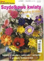 """Gallery.ru / svetlyachoks - Альбом """"Вязаные цветы 3"""""""