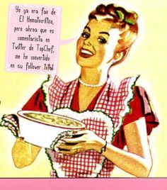 Cocina, marketing, redes socialesUn post dedicado al marketing entorno a los programas de cocina en la tele. cross selling