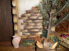 Arte yo y Arte tu: PORTAL DE BELEN RECICLADO Christmas Nativity Scene, Portal, Woodworking Projects, Texture, Crafts, Barbie, Ideas, Nativity, Christmas 2016