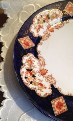 Very vintage 1920s Royal Albert Crown china first by BuyfromGroovy