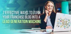 Blogging is one of the best ways to drive organic traffic, improve website SEO, and generate more leads. Check out a few tips on how to transform your franchise blog into a lead generation machine by reading the article.  #EffectiveWays #FranchiseBlog #LeadGeneration #LeadGenerationMachine Data Analysis Tools, Keyword Planner, Email Marketing Campaign, Interesting Topics, Trending Topics, Lead Generation, First Step, Seo, Blogging