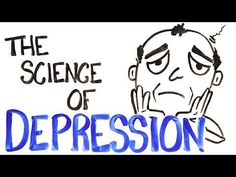 """The Scientific Mental Breakdown of Depression - """"In the past, researchers believed that depression is all about a chemical imbalance in the brain; that a lack of serotonin contributes much to the condition of a person who is depressed. But newer findings point to other causes. In fact, biological aspects are now being discussed when talking about this serious illness. Indeed the growth of brain cells and cell connections play a more important role in depression."""" (4 minutes)"""
