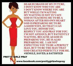 Pretty Girlz Pray
