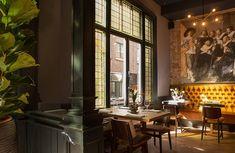 Stoer en nostalgisch interieur voor Luitenant Cornelis - Residence