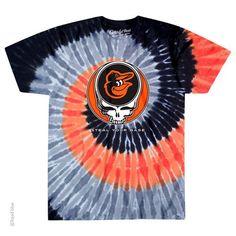 Grateful Dead Steal Your Base #Baltimore #Orioles Shirt #OriolePark #MLB #Birdland #Ramirez #Gausman #Sisco #Valencia #Beckham #Trumbo