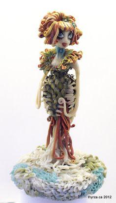 Art Dolls 2009-2013 - Thyrza Segal - Picasa Web Albums