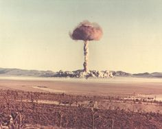 Tour the Great Wide World of Mushroom Cloud Imagery