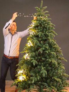 Effortless Christmas Tree Lights, 7'