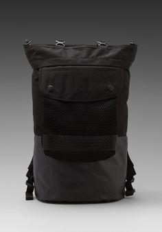 PUMA BY MIHARA Backpack in Black - Backpacks