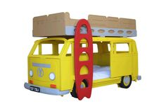 VW Camper Van Bay Theme Bunk bed by Fun Furniture Collection, Home of  Luxury Handmade Theme Childrens Beds,Toy Boxes and Storage