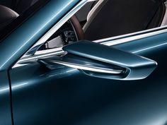 Volvo Concept You Side mirror