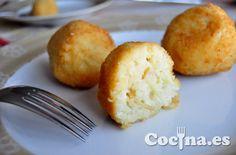 Receta: croquetas de fideos y queso torta http://www.cocina.es/2012/01/26/receta-croquetas-de-fideos-y-queso-torta/