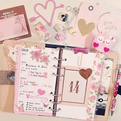 Planner Ideas and Accessories   Instagram photo by stephaniexjade - decoration of this week