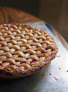 Cherry Pie Recipe on Yummly. @yummly #recipe