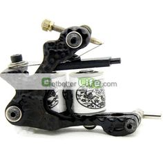 US$15.99 - Professional Handmade Craft Shader Liner Tattoo Machine Gun Unique Design