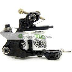 US$15.99 - Professional Handmade Craft Shader Liner Tattoo Machine Gun Unique Design