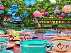 people sized teacups of fun <3