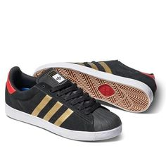 512d4efa0d2f4 2016 new first sold adidas SUPERSTAR Vulc ADV - BUYMA Sneakers Street  Style