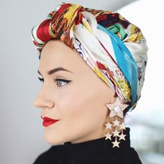 40s Hairstyles, Turbans, Passion For Fashion, Scarves, My Style, Makeup, Pants, Vintage, Instagram