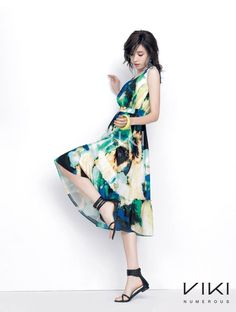 Han Hyo Joo - Viki Numerous Summer Collection