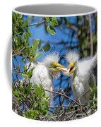 Look - I Have Wings Coffee Mug by Bill And Deb Hayes
