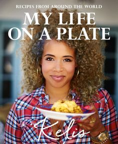 eboni-health-advisor:    Kelis Graduated From Le Cordon Bleu — Now She's Written Her First Cookbook