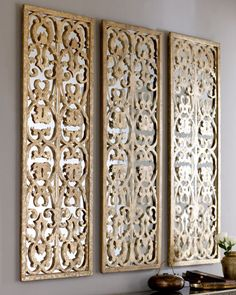 Cutout Mirror Wall Panel